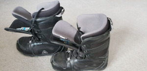 Snowboard boots size USM'S 8