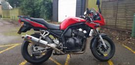 Yamaha fazer 600cc 2003 £1200 ono 12 Month MOT