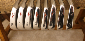 Mizuno MP58 irons. 3-PW. Excellent condition.