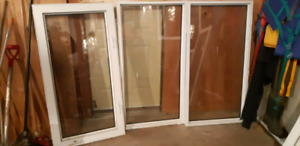 3 sections of windows for sale