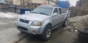 2002 nissan frontier supercharged 4x4