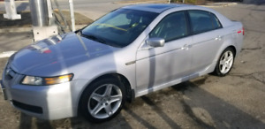 2004 Acura TL low kms