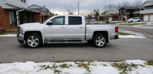 Chevrolet Silverado 1500 4x4 true North edition