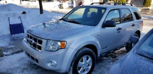 Ford Escape 2008 awd