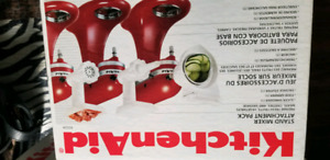 Kitchen aid  stand mixer attachment pack