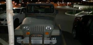 JEEP WRANGLER YJ 1995 4L V6