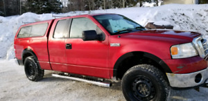 2007 FORD F150 4X4