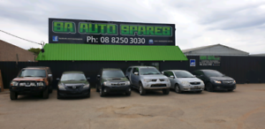 WRECKING CURRENT 4X4. MOST PARTS AVAILABLE. SA AUTO SPARES