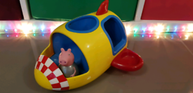 Peppa pig weebles
