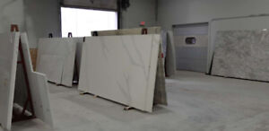 Beautiful Granite & Quartz Slabs