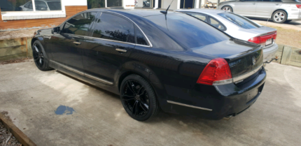 Holden VF Caprice 2016 series 2 Chermside Brisbane North East Preview