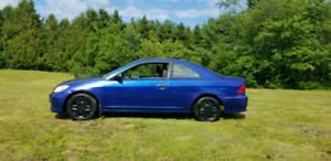 2005 honda civic 5spd