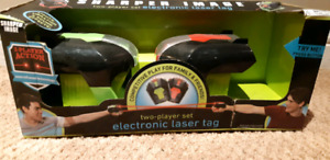 Two player laser tag