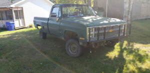 Wanted: 73- 87 Chevrolet truck 2wd long box