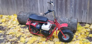 Baja dirt bug honda motor 212cc 500$ cash firm