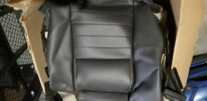 Rear Leather Mustang Seat
