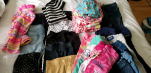 Girls 4t fall clothes