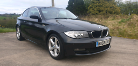 2008 BMW 123 TWINTURBO DIESEL COUPE POSSIBLE PART EXCHANGE