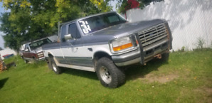 1996 F250 7.3 5 speed manual