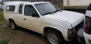 1993 Nissan Hard body