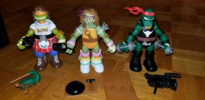 Ninja turtles tmnt wwe