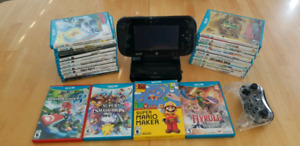 Console Wii U Deluxe Set 32GB + JEUX Mario