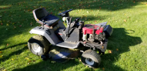 """Craftsman 14hp 42"""" deck lawn tractor"""