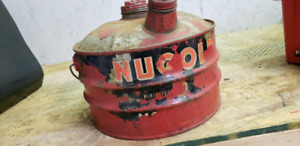 Nugold oil can
