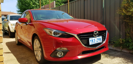 2015 Mazda 3 SP25 GT Safety Manual Belconnen Belconnen Area Preview