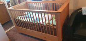 Mothercare knightsbridge cot bed