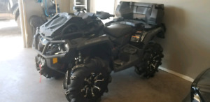 2017 Canam Outlander XMR 1000r (Financing Available)