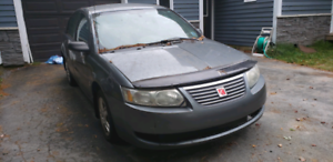 06 Saturn ION as is ASAP