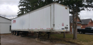 Storage Unit Trailer priced to sell - $2500