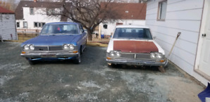 ***REDUCED***  Two 1969 Toyota Crowns