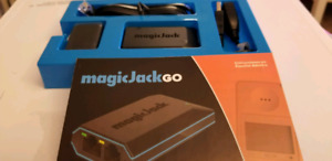 Internet home phone service device, Magic Jack for sale.