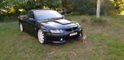 Holden 2001 SS vu ute 10 monthe rego Liverpool Liverpool Area Preview