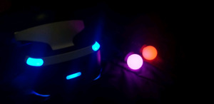 Ps4 and PSVR
