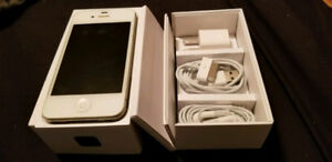 iPhone 4S White 64GB