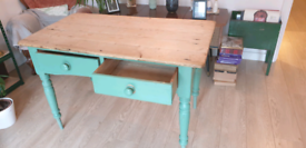 Small Vintage Desk or Table