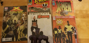 Comics   lots of different titles