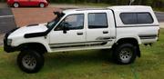 1997 SR5 Hilux dual cab ute Charlestown Lake Macquarie Area Preview