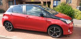 2016 Toyota Yaris Design 1.5 Hybrid ELECTRIC CVT Auto 5dr Hatchback Hybrid Auto
