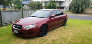 Subaru Liberty 2008 low kms 5 months rego/rwc Birkdale Redland Area Preview