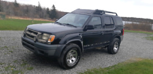 2001 Nissan Xterra V6 4x4 for sale parts or repair