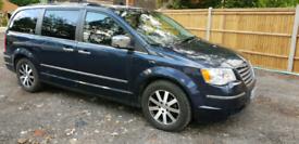 Chrysler Gran Voyager ltd