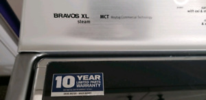 Maytag commercial grade residental steam washer dryer