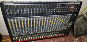 24 channel Behringer MX 2442A