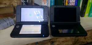 Nintendo 3DS XL w/ games & charger and charging dock