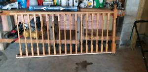 Railing/banister
