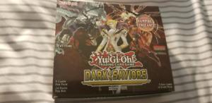 Yugioh Dark Saviours and Relentless Revenge Cards